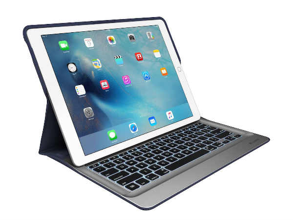 Logitech Unveils Create Keyboard and Protective Cases for iPad Pro
