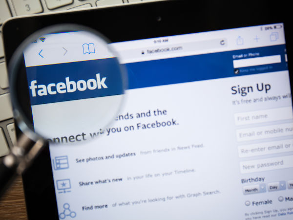 For a happier life, give up Facebook: study