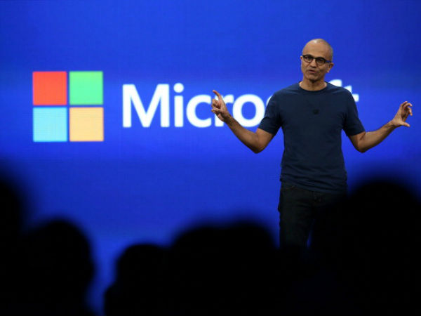Microsoft's Satya Nadella to co-chair next year WEF meet
