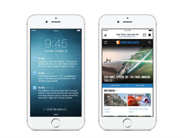 Facebook officially launches Notify app for iPhone