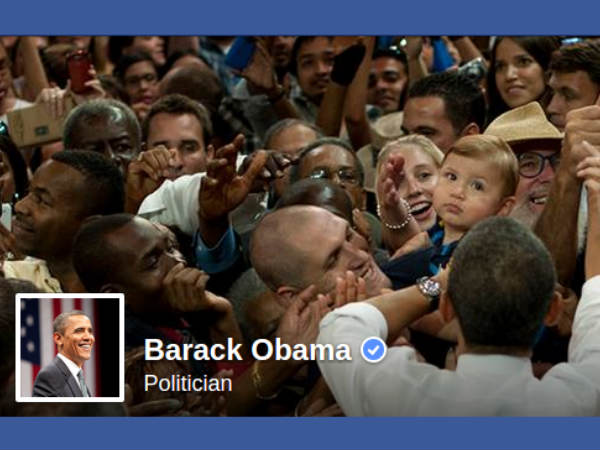 Obama joins Facebook, talks on climate change in first post