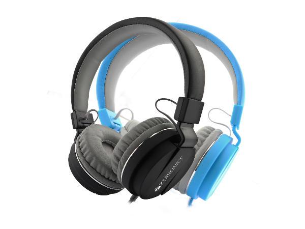 Zebronics launches Storm Headphones at Rs. 699