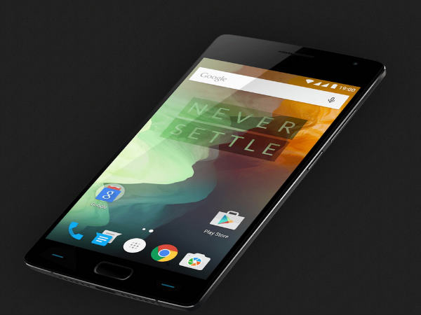 OnePlus 2 Gets OxygenOS Update With Bug Fixes, Improved UX And Camera