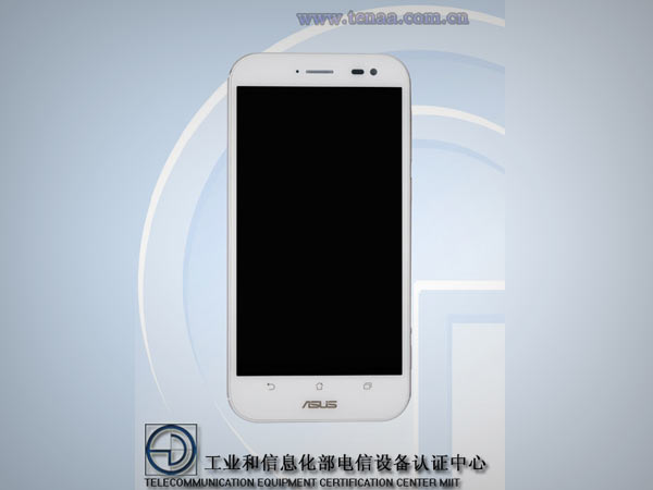 Asus Zenfone Zoom with 3X Optical Zoom clear TENAA certification
