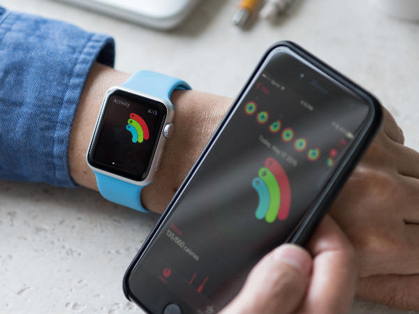 Smartphones may replace fitness tracking devices
