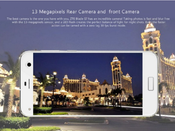 13MP front-facing Camera