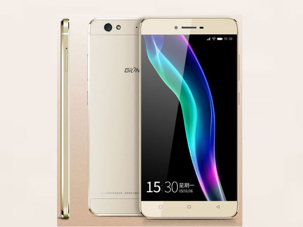 Gionee S6 with metal unibody design and USB Type C port launched