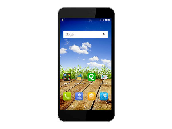 Micromax Canvas Amaze launched for Rs 7,999 - Key specifications