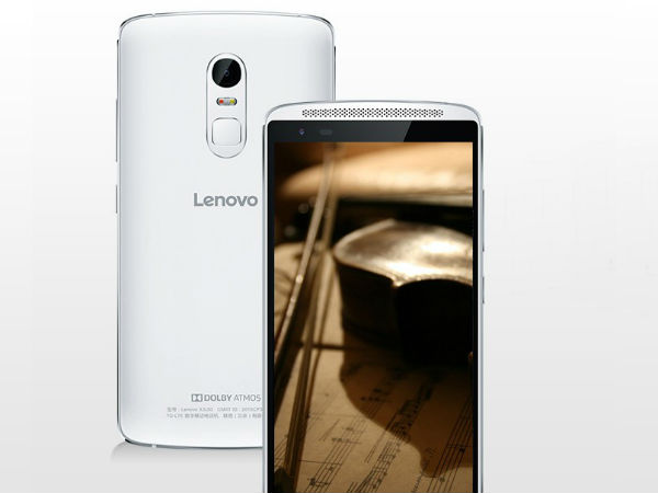 Lenovo Vibe X3 launched: Key specifications and features