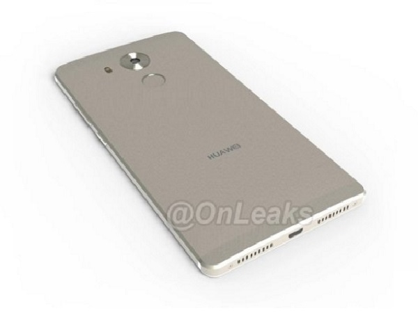 Alleged photo of Huawei Mate 8 reveals a thin, metallic design