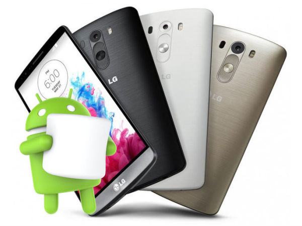 Android Marshmallow: LG G3 to receive the update by mid December 2015