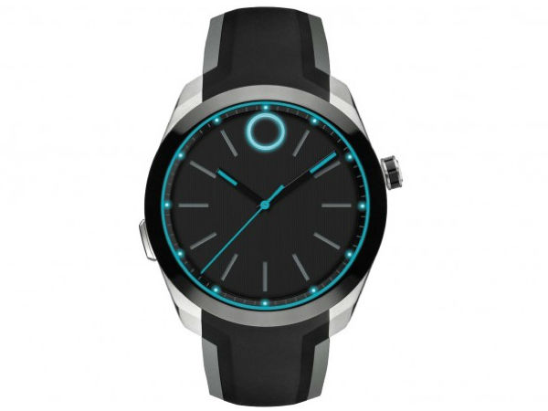 HP And Movado Team Up To Unveil Bold Motion Smartwatch For Rs 51,899