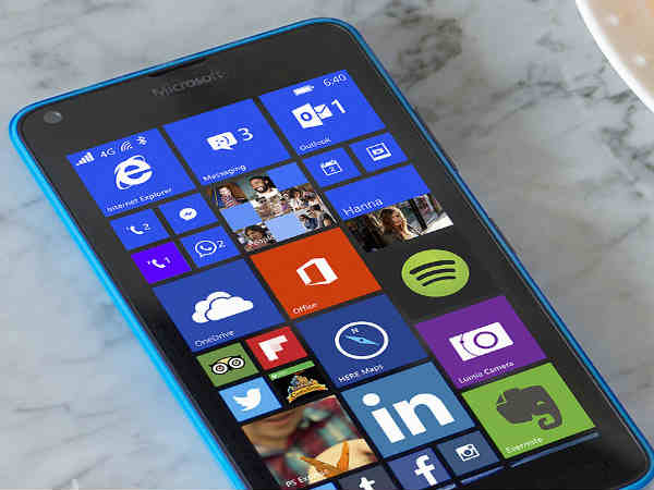 Microsoft Lumia 650 could allegedly be the last 5-Inch Lumia Device