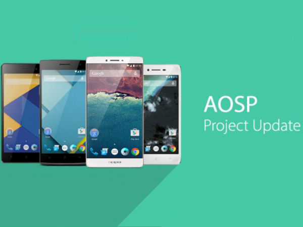 Project Spectrum based AOSP ROMs for Oppo Find 7 and Find 7a launched