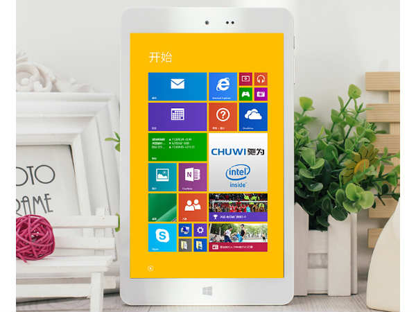 Chuwi Hi8 Dual Bootable Tablet now available at Rs 5,135