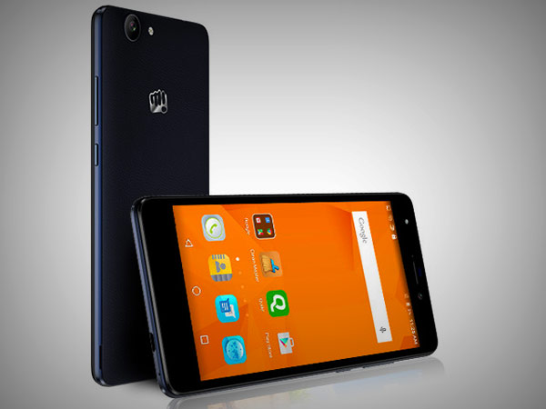 Micromax Canvas Nitro 3 with Octa core SoC and 13MP camera launched