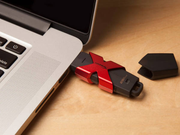 Kingston Unveils HyperX Savage USB 3.1 Flash Drive in India