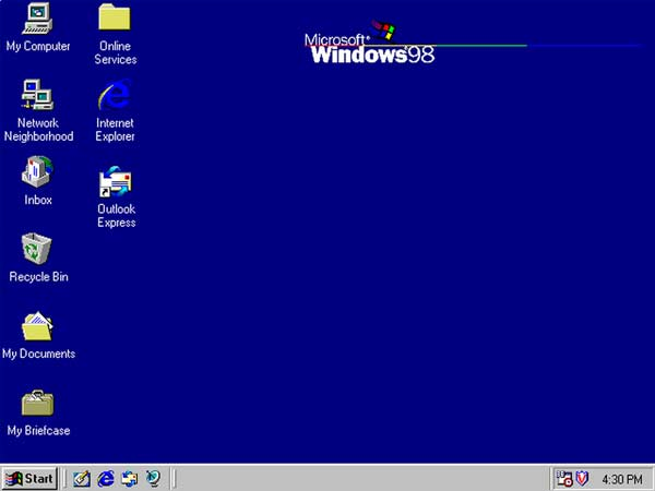 Windows 98 [1998]