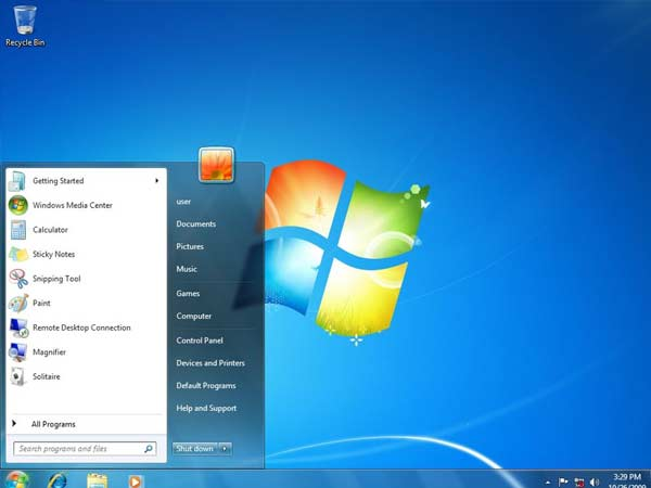 Windows 7 [2009]