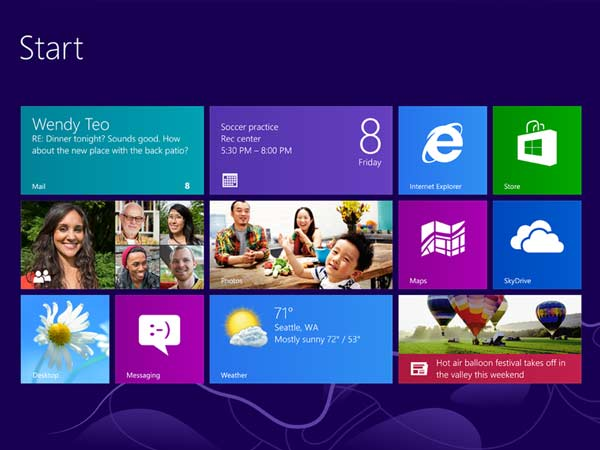 Windows 8 [2012]