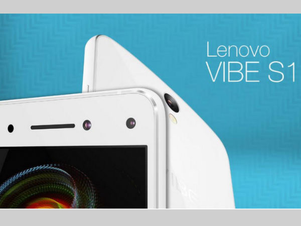 Lenovo Vibe S1 Smartphone to Debut Indian Market on November 23