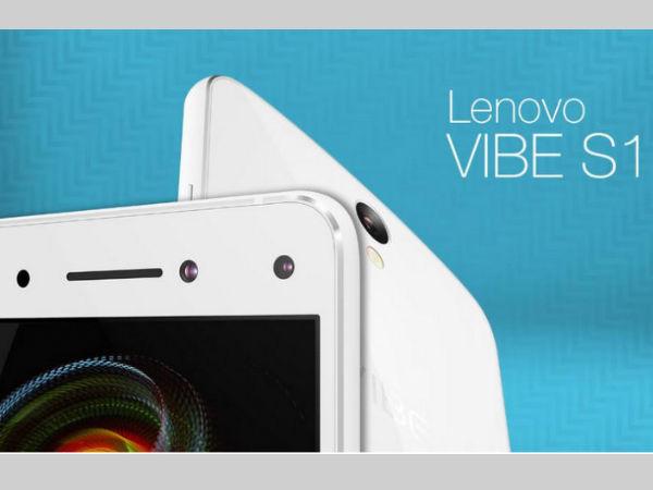 Lenovo Vibe S1 Smartphone to Debut Indian Market on November 23