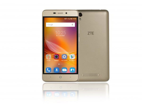 ZTE announces three mid-range smartphones under Blade series