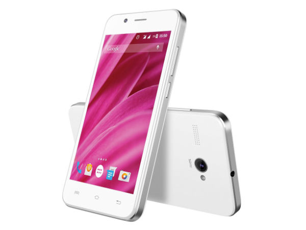 Lava Iris Atom 2X with 4.5 inch display, Android 5.1 launched