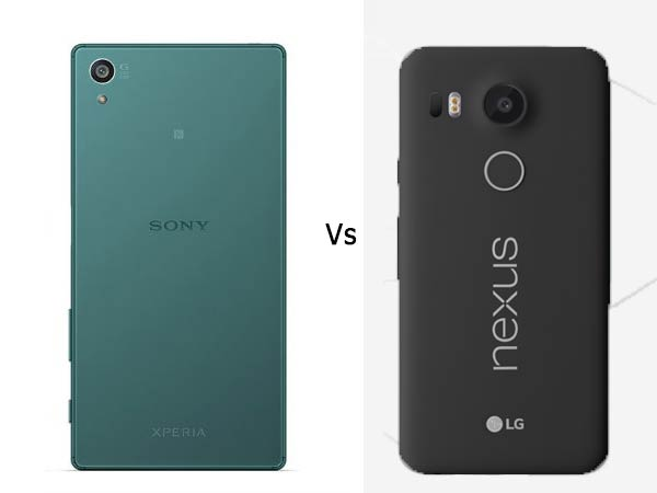 Google Nexus 5X vs Sony Xperia Z5 Camera Comparison & Sample Shots!