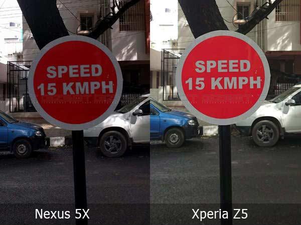 Google Nexus 5X vs Sony Xperia Z5 Camera Comparison & Sample Shots!