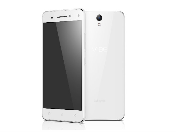 Lenovo Vibe S1 with Dual Front Camera, 3GB RAM Launched at Rs 15,999