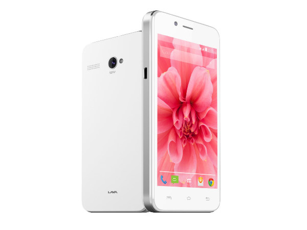 Lava Iris Atom 2X With Android Lollipop available on eBay for Rs 4,499