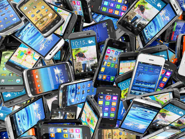 Smartphone shipment to India up by 21.4 percent: IDC