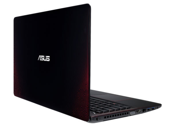 Asus R510JX Entry Level Gaming Laptop launched at Rs 69,990
