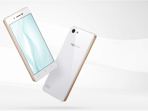 "Oppo A33  unveiled with 5"" qHD display and metal frame"