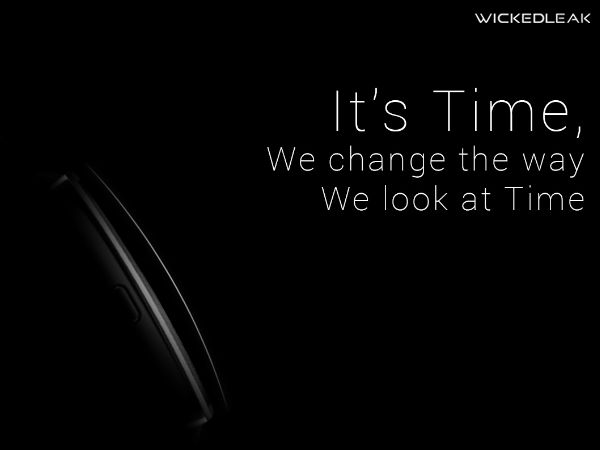 WickedLeak teases their upcoming Premium Smartwatch