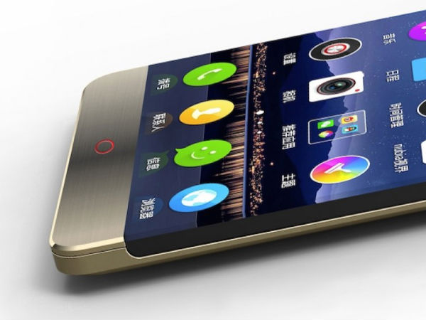 ZTE Nubia Z11 with Curved Display and Snapdragon 820 SoC leaked
