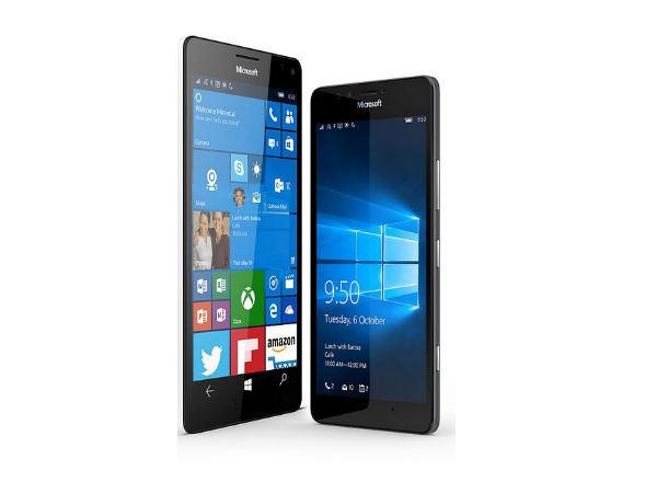 Microsoft may launch Lumia 950, Lumia 950XL in India on November 30