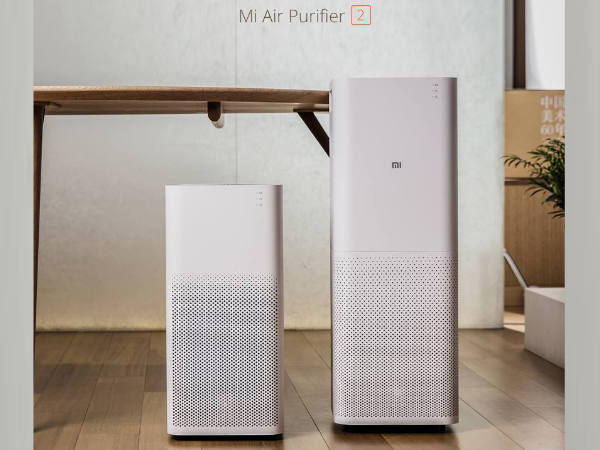 Xiaomi Mi Air Purifier 2 launched: Smaller and Quieter than before!