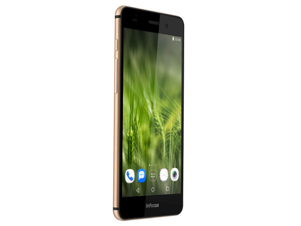 InFocus M808 with 5.2 inch FHD Display and Metal Body launched