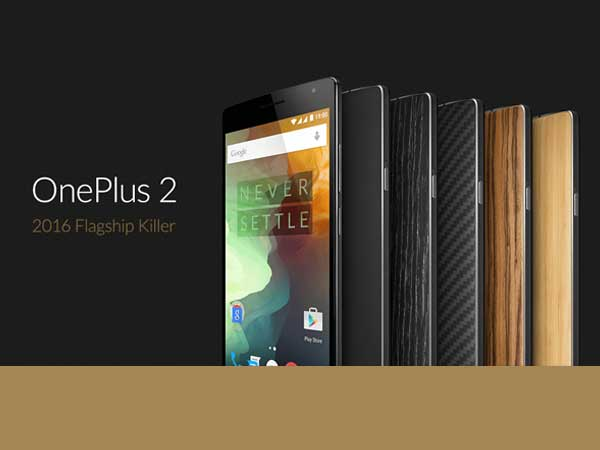 OnePlus 2 available on a limited duration Open Sale on Amazon
