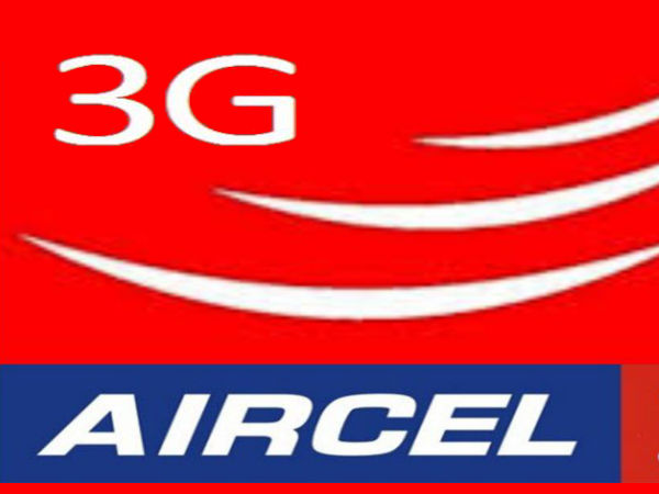 Aircel Launches 3G Service in Chittoor Up to Limited Speed of 64Kbps