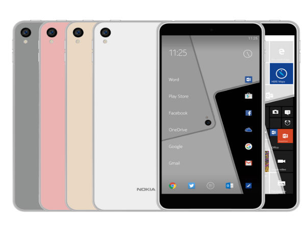 Nokia C1 Leak Tipped to Launch in Windows 10 and Android Variants