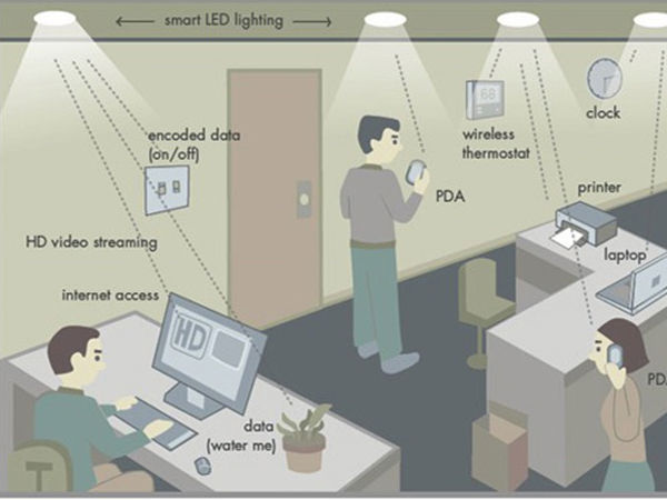 Now Download Your Files at 224GB Per Second Using Li-Fi Technology