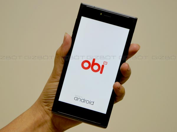 Obi Worldphone SF1 First Impression