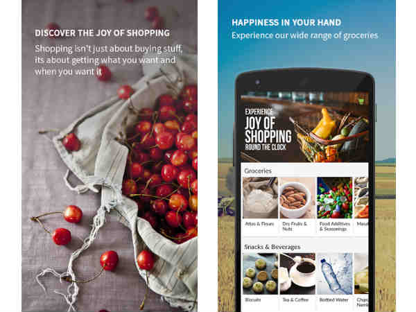Online Grocery App Terraa Launched In Partnership With Reliance Fresh