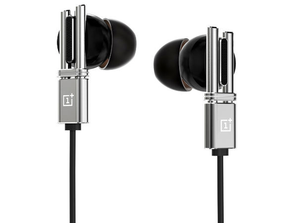 OnePlus Icons in-ear Earphones launched in India at Rs 2,999