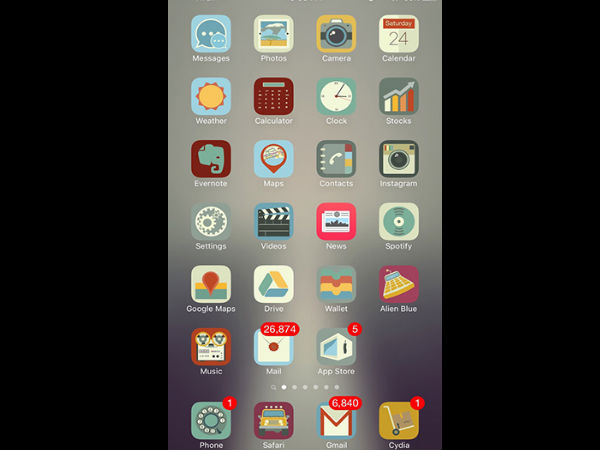 Top 10 Best iOS 9 Themes for Your iPhone