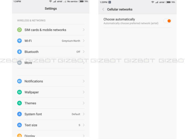 5 Quick Steps to Fix 'Mobile Network Not Available' Error on your