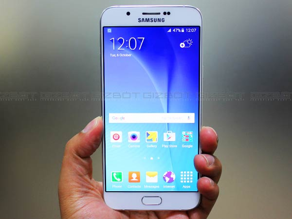 Samsung Galaxy A9 with 5.5-Inch Display Listed on Samsung Website